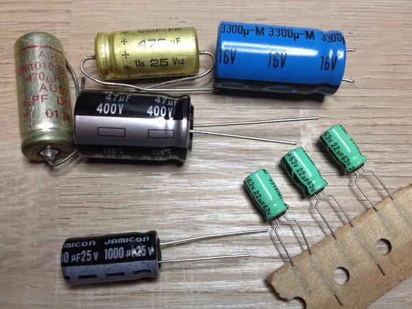 condensateur non polarise 1000 micro farad